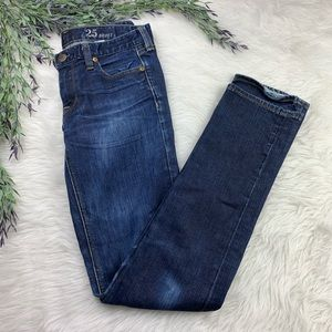J. Crew Dark Wash Matchstick Jeans PRELOVED